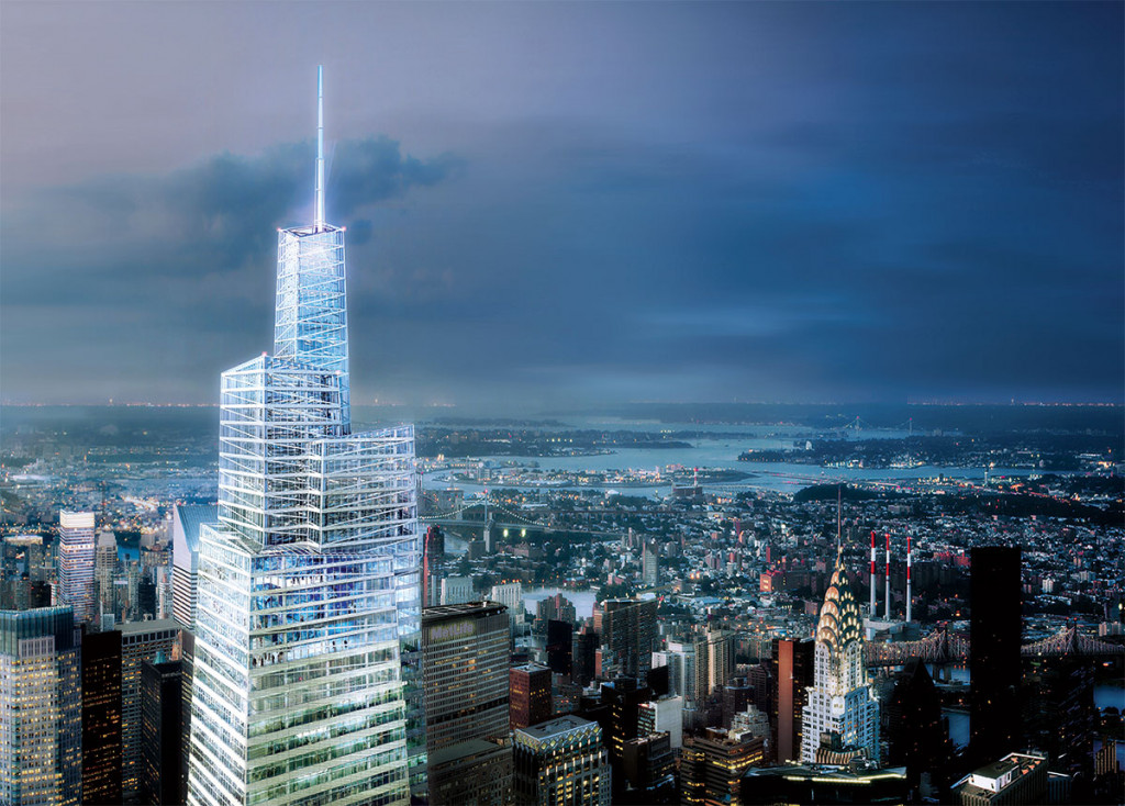 Real Estate Marketing and PR campaign to launch One Vanderbilt